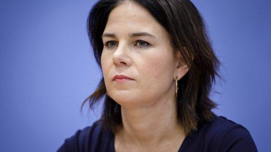 Der Höhenflug der Grünen Spitzenkandidatin Annalena Baerbock scheint erstmal gestoppt.