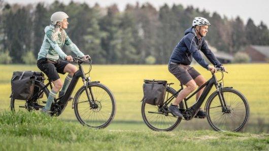 Nein, an die Länge der optimalen Tagesetappen sollten sich Radreisende langsam heranradeln - und wer ein Pedelec nutzt, plant besser entsprechende Ladepunkte vorher ein.