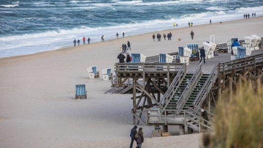 Urlaub an der Nordsee: Verhalten von Urlaubern verärgert Anwohner und Touristen gleichermaßen. (Symbolbild)