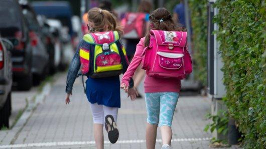 Eltern von Grundschulkindern in Bochum sind alarmiert. (Symbolbild)