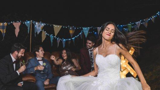 Eine Hochzeit in NRW nahm ein übles Ende. (Symbolbild)