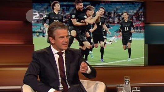 ZDF: Bei Markus Lanz war die EM das Thema am Mittwochabend.