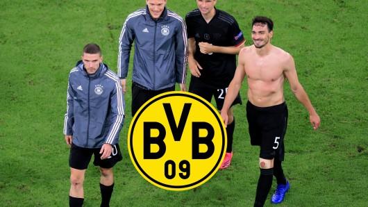 Borussia Dortmund: Irres Gerücht! ER soll von Sancho-Millionen geholt werden.