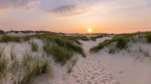 Ein Paar verbrachte den Urlaub an der Nordsee auf der Insel Norderney. Doch kurz darauf folgte der Schock.