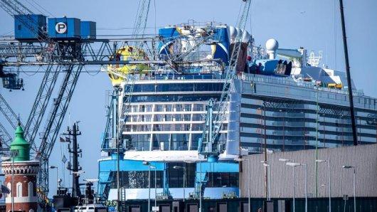 Neben den Hochsee-Kreuzern sollen in Bremerhaven künftig auch kleinere Flusskreuzfahrtschiffe anlegen.