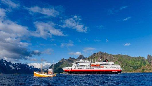 Hurtigruten ermöglicht Reisenden eine kostenlose Umbuchung bis einenMonat vor Reisebeginn.