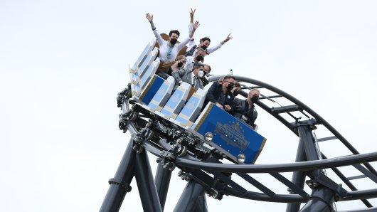 Movie Park Germany: Eine beliebte Besucher-Attraktion feiert Comback. (Symbolbild)