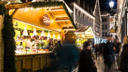 Dortmund: Es ist ein neuer Weihnachtsmarkt angekündigt, doch da darf nicht Jeder teilnehmen. (Symbolbild)