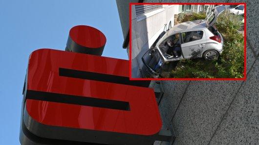 Da sind die Mitarbeiter der Sparkasse Dortmund noch einmal mit einem Schrecken davongekommen!