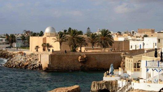 Küstenstadt Mahdia in Tunesien: Für die Einreise wird jetzt kein PCR-Test mehr benötigt, sofern man vollständig geimpft ist.