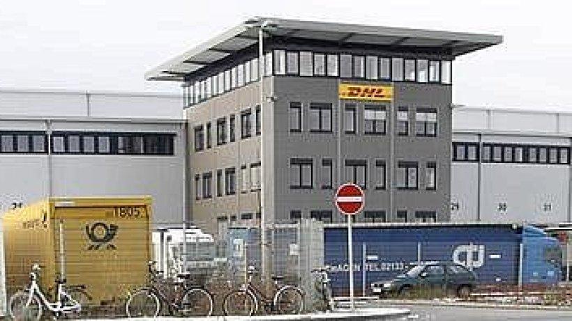 Dhl Köln Mülheim