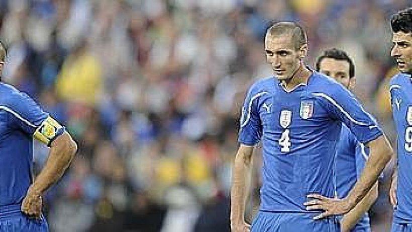 Italien Ist Raus