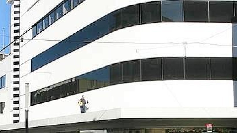 L Sung F R Bauhaus Prachtbau Gelsenkirchen