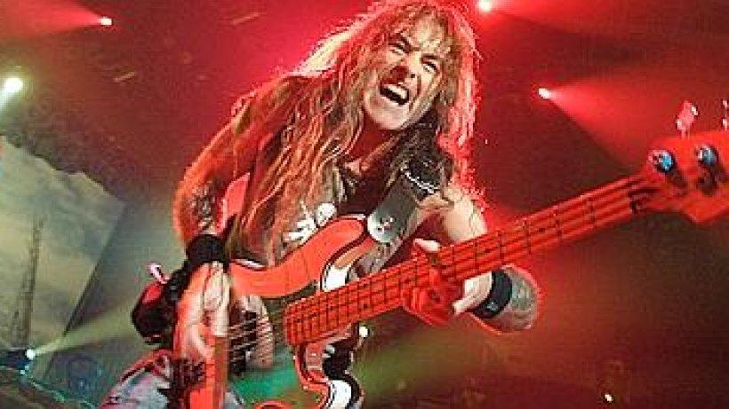 Iron Maiden - Essen Grugahalle 26.10.1984
