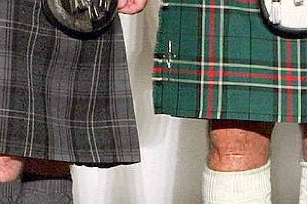 Geile schottische Frauen