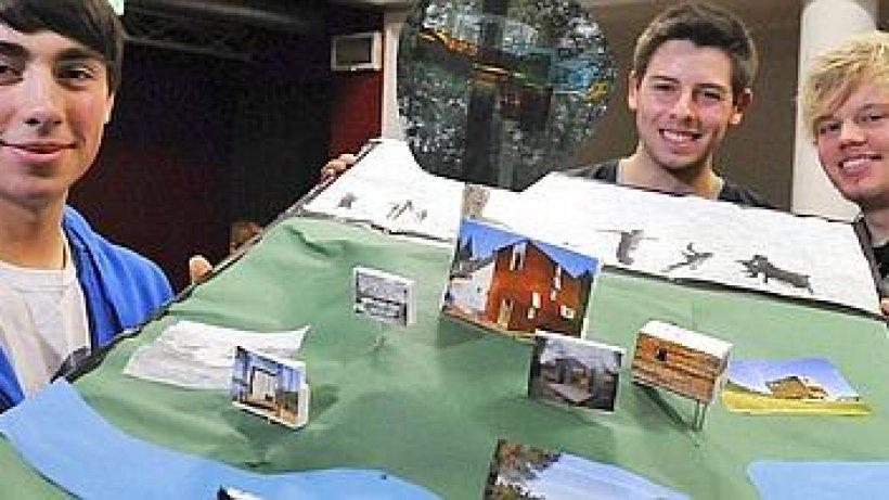 wettbewerb wohnen in der zukunft nord. Black Bedroom Furniture Sets. Home Design Ideas