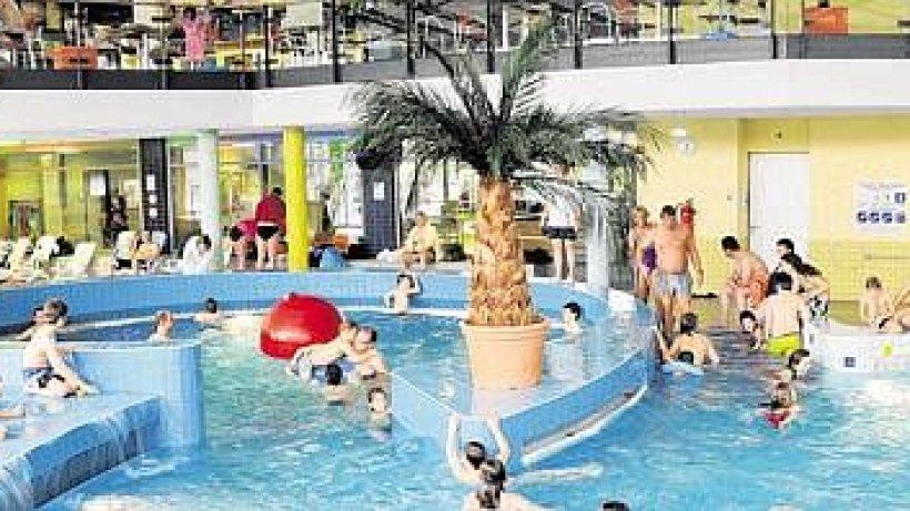 Schwimmbad In Duisburg