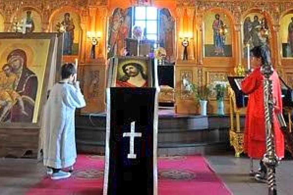 Griechisch orthodoxe kirche dortmund öffnungszeiten