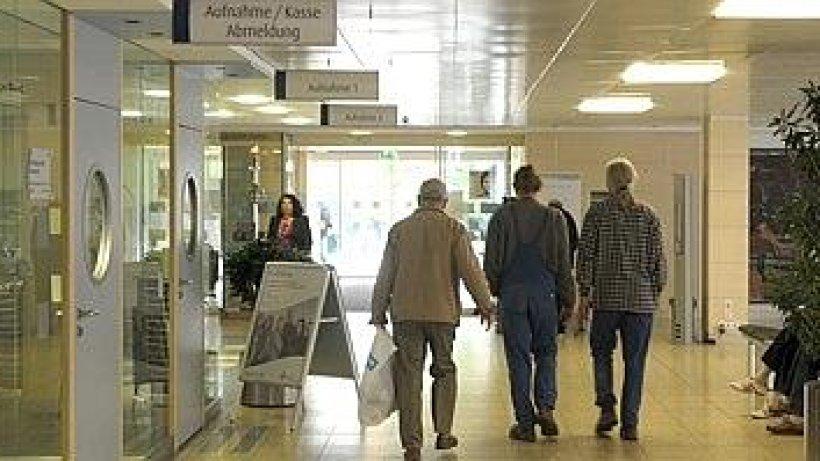 krankenhaus report 1 evangelisches krankenhaus in fahrn bietet schnelle rettung f r. Black Bedroom Furniture Sets. Home Design Ideas