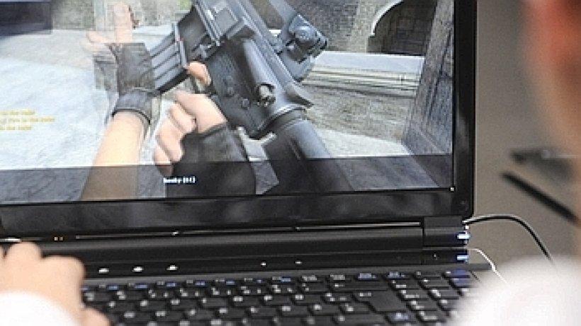 Teen Aggression verursacht durch Videospiele