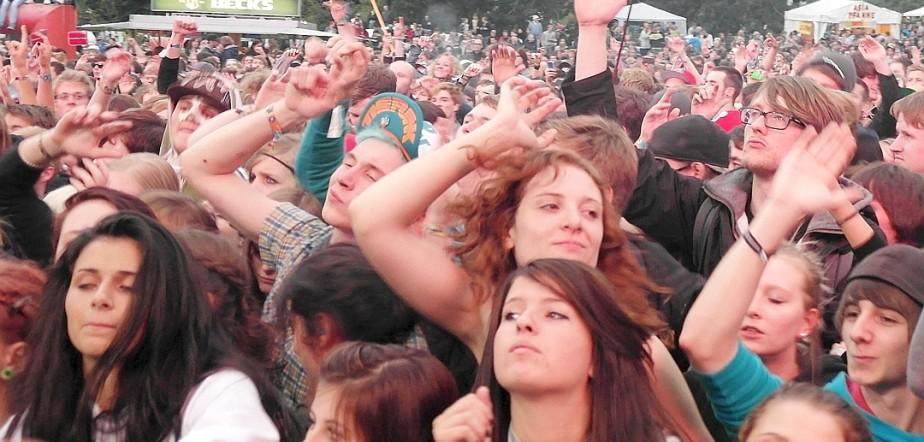 Juicy Beats Als Festival Party Im Westfalenpark Dortmund Thema