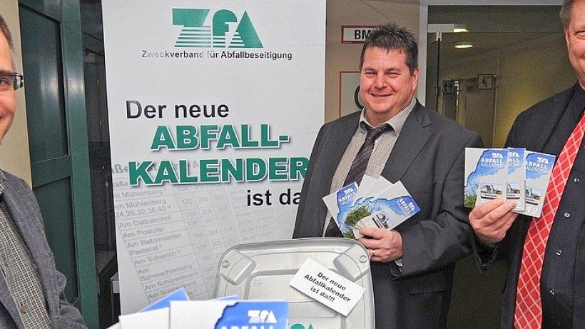 Mülheim Abfallkalender