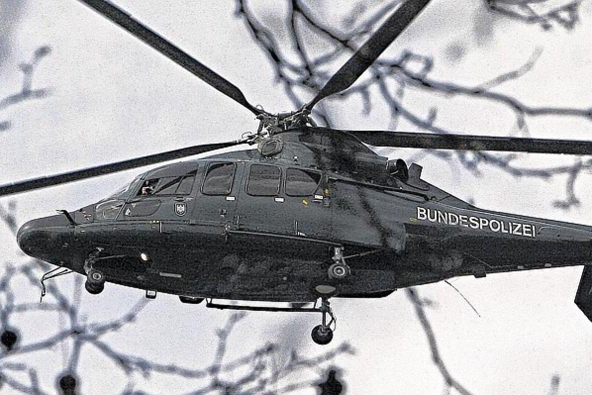 air force heli strecken