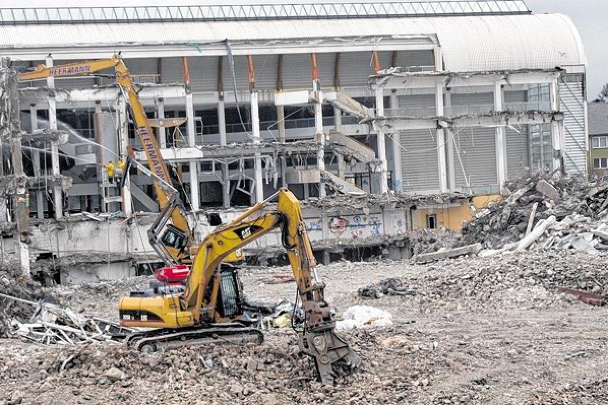 Möbelhaus Unger wird abgerissen - Bochum - derwesten.de