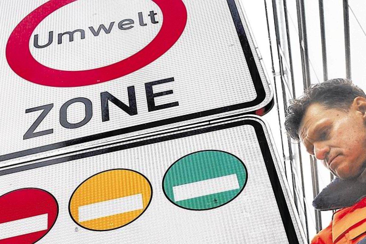Ruhrgebiet Ab Januar Umweltzone Was Zu Beachten Ist Politik
