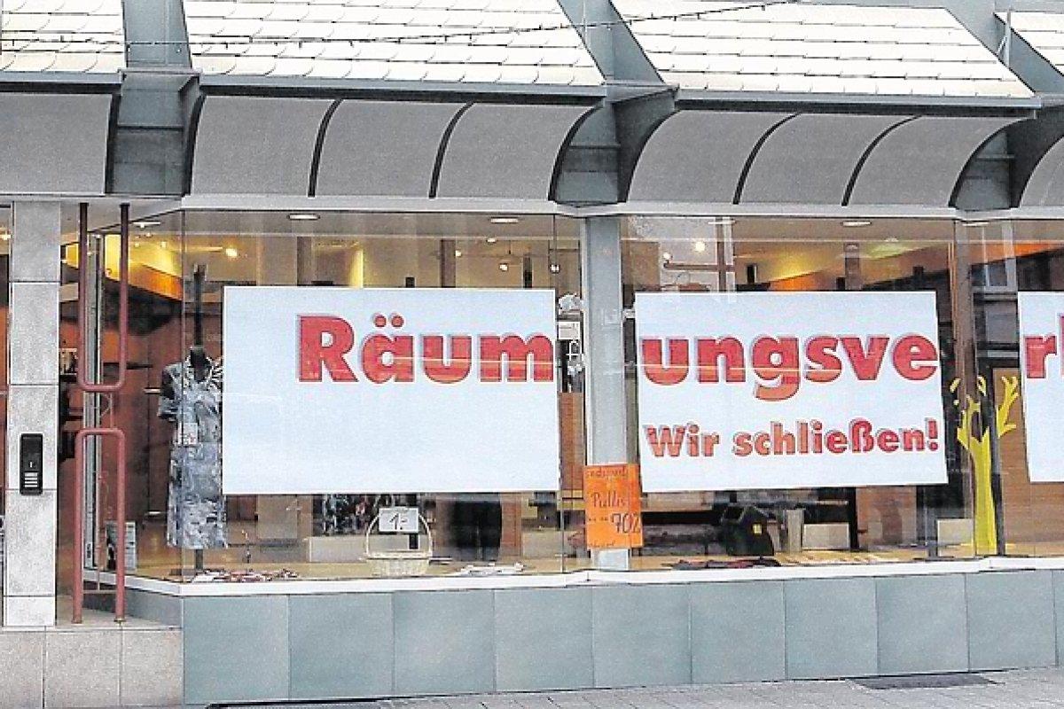 7b931fc74c03a8 Räumungsverkauf bei Melo-Moden - Oberhausen - derwesten.de