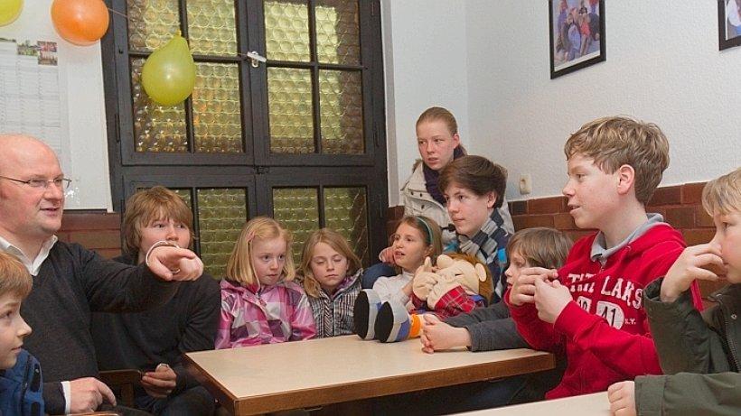Steinhaus ist wieder ein Jugendtreff Kettwig und Werden