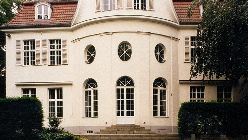 Villa Dahlem so wohnt der neue bundespräsident politik derwesten de