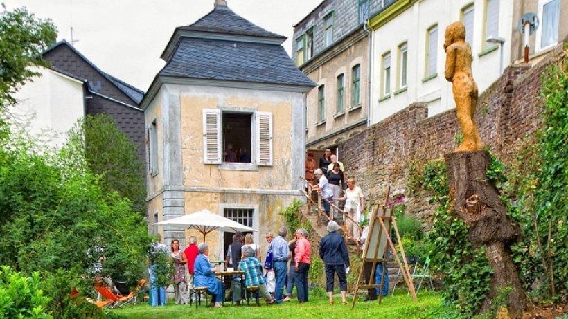 Kultur f rderung f r gartenhaus dingerkus kettwig und - Gartenhaus bochum ...
