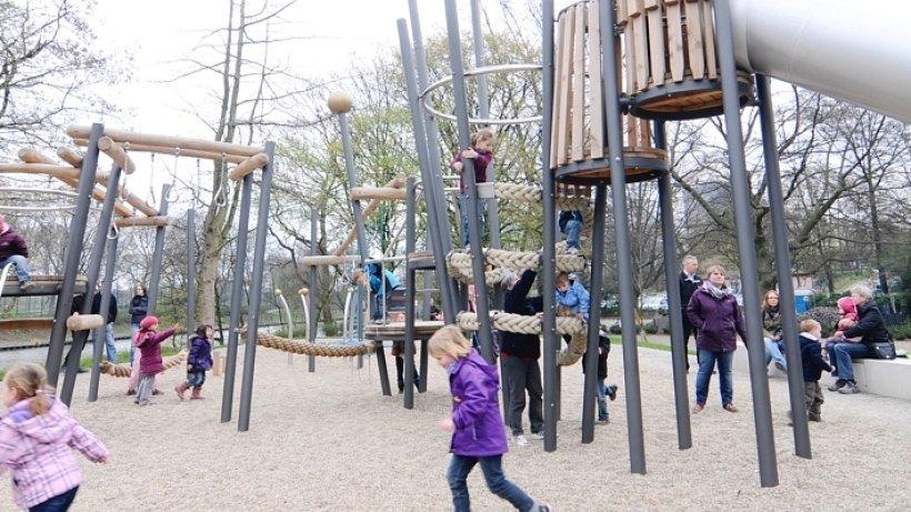 Oberhausen Spielplatz
