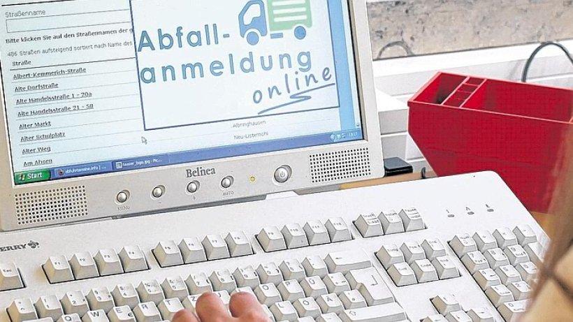 Sperrmüll online anmelden in Attendorn - derwesten.de
