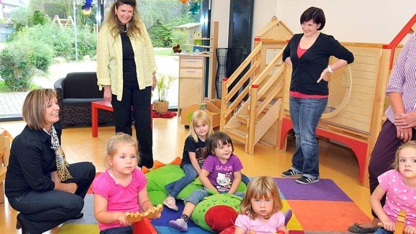 Kindergarten optimistisch f r die u3 betreuung for Raumgestaltung u3 betreuung