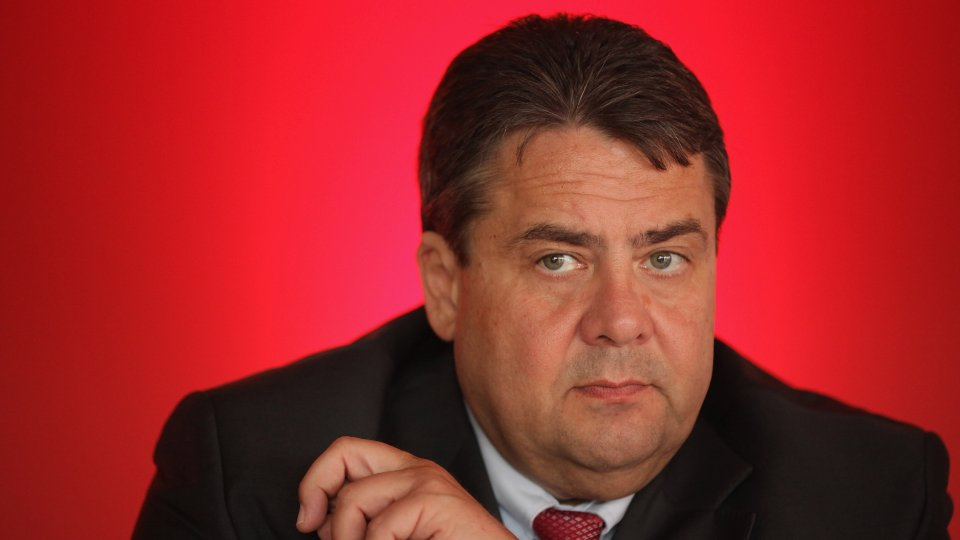 Spd Chef Gabriel Präsentiert Konzept Für Mindestrente Politik