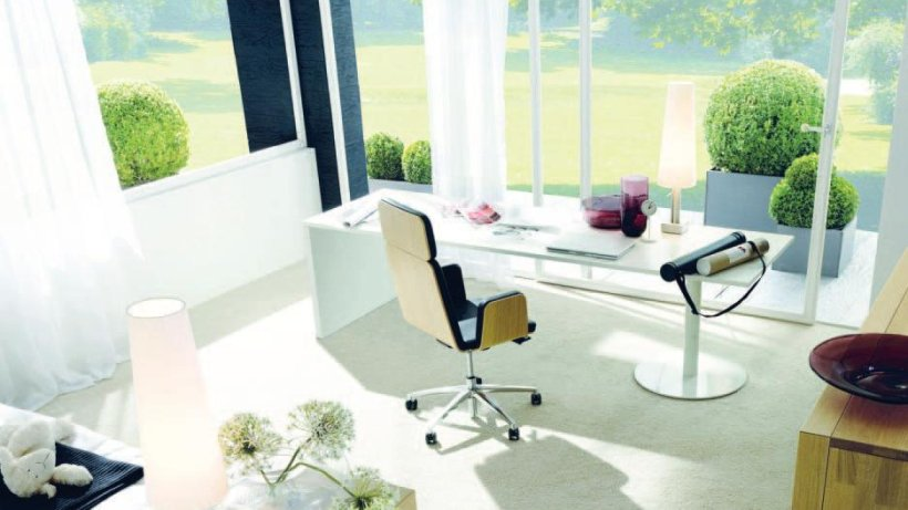 mein zuhause das heimische b ro jetzt sinnvoll einrichten s dwestfalen 3. Black Bedroom Furniture Sets. Home Design Ideas