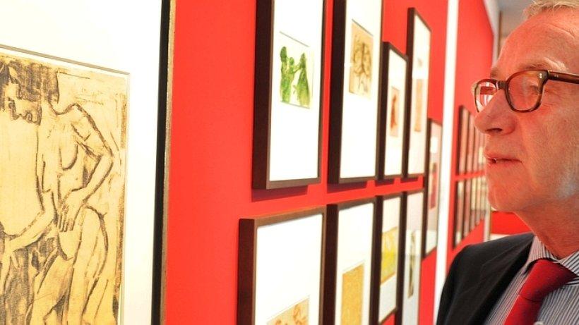 """Haus Opherdicke Ausstellung zeigt """"entartete"""" Kunst von"""