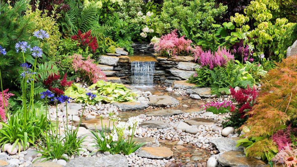 gartentipp - pflegeleichte kiesgärten kommen allein mit, Gartenarbeit ideen