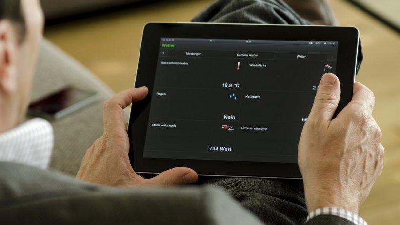 technik das smart home bietet das wohnen der zukunft wohnen. Black Bedroom Furniture Sets. Home Design Ideas