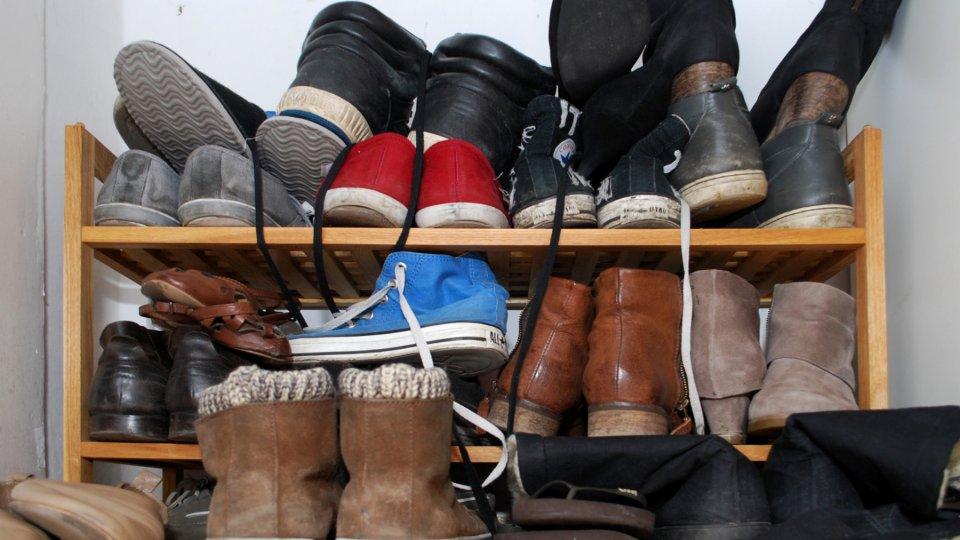 Schuhe vor schimmel schutzen