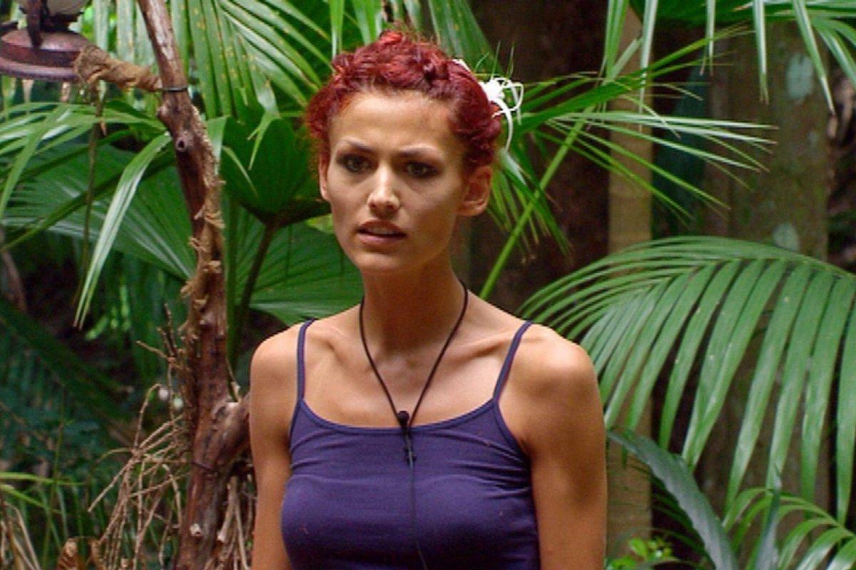 Im Dschungelcamp Kracht Es Zwischen Fiona Und Georgina Das