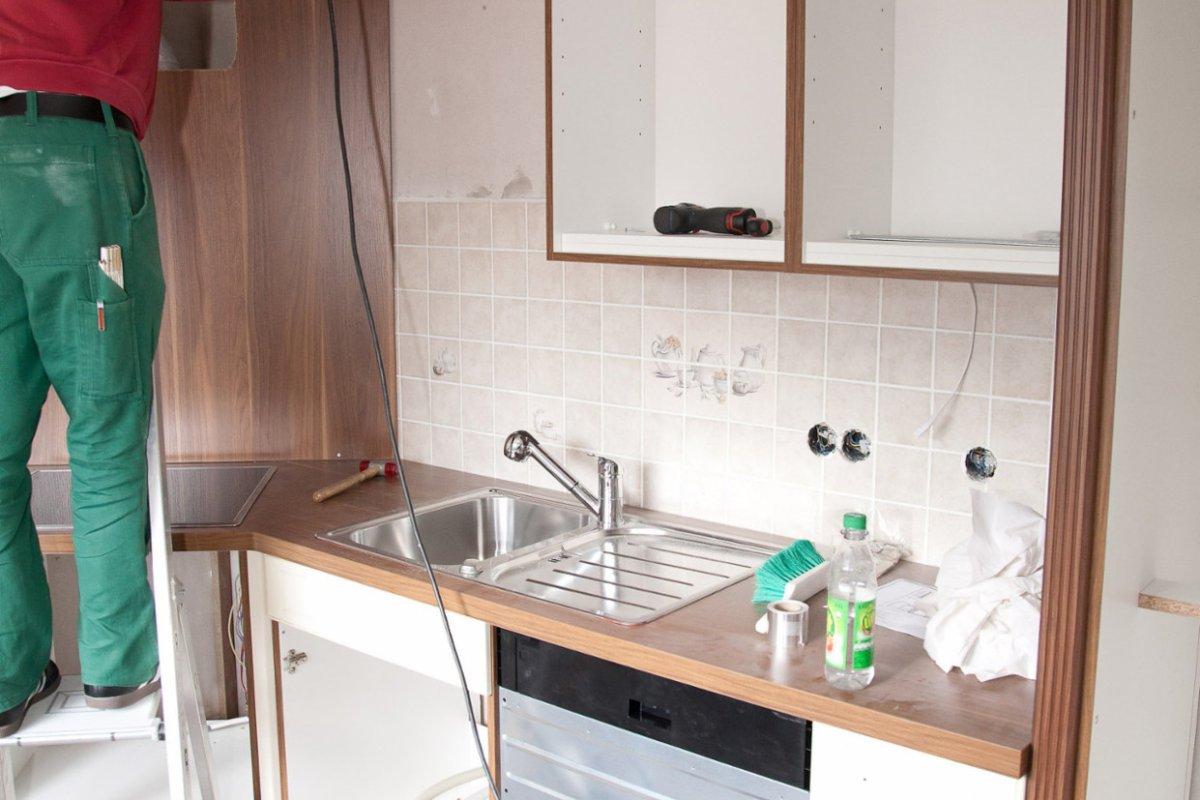 Küchenplanung In Mietwohnungen Mit Dem Vermieter Absprechen Wohnen