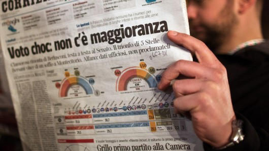 Wahl Italien - Feature