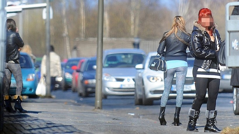 Straßenstrich - Prostituierte Dany K. klagt gegen