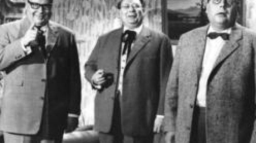 Geburtstag 100 Jahre Heinz Erhardt Kultur