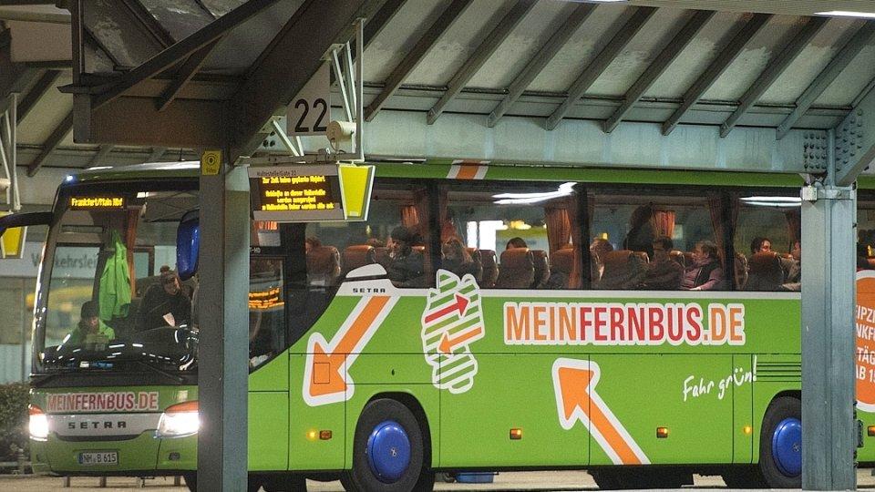 So Kommen Sie Mit Dem Fernbus Ans Ziel Panorama Derwestende