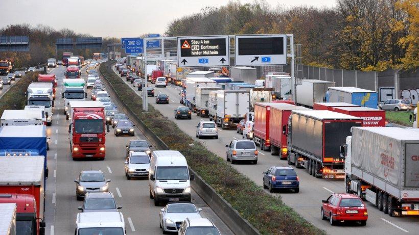 Autobahn A 3 Stau