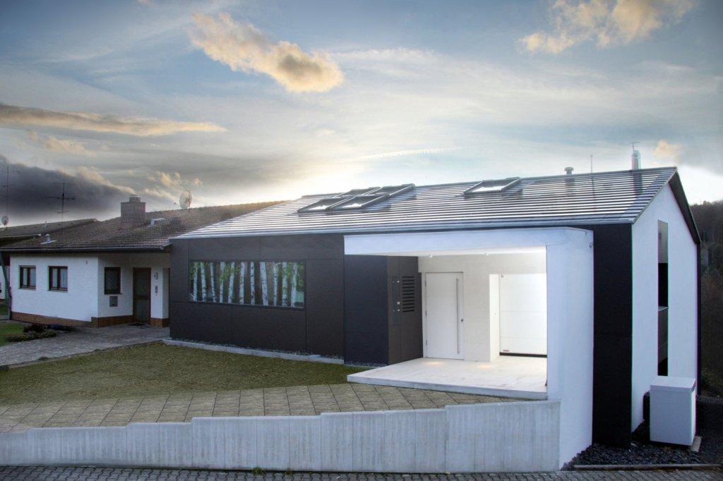 Diese Häuser erzeugen mehr Energie als sie verbrauchen - Wohnen ...